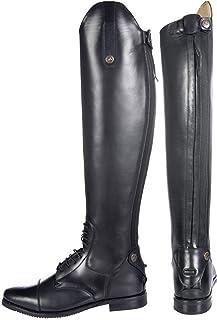 HKM 成人马靴 - Granada短/标准宽度9100 黑色 40 裤子,9100 黑色,40
