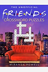 The Unofficial Friends Crossword Puzzles Paperback