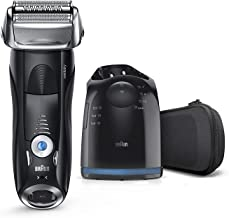 Braun Electric Razor for Men, Series 7 7880CC Electric Shaver With Precision Trimmer, Rechargeable, Wet & Dry Foil Shaver,...