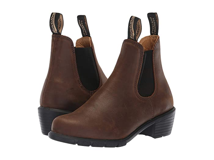 Blundstone  BL1673 (Antique Brown) Womens  Boots