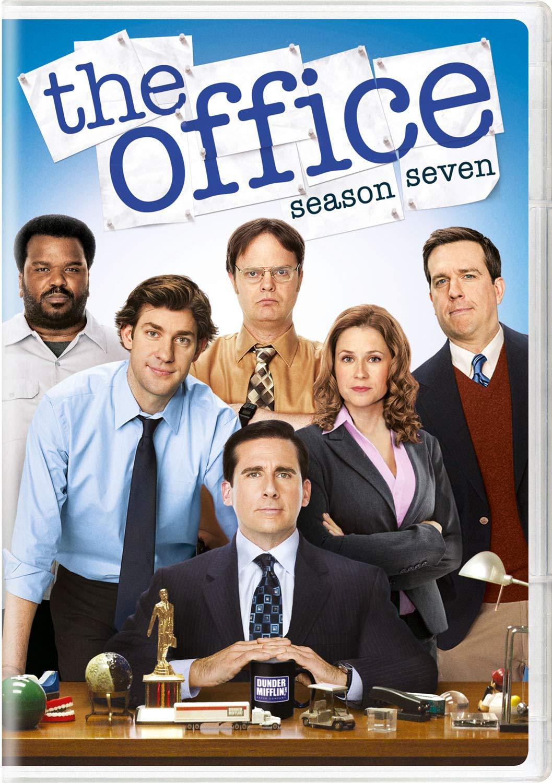 Office Season Seven Steve Carell