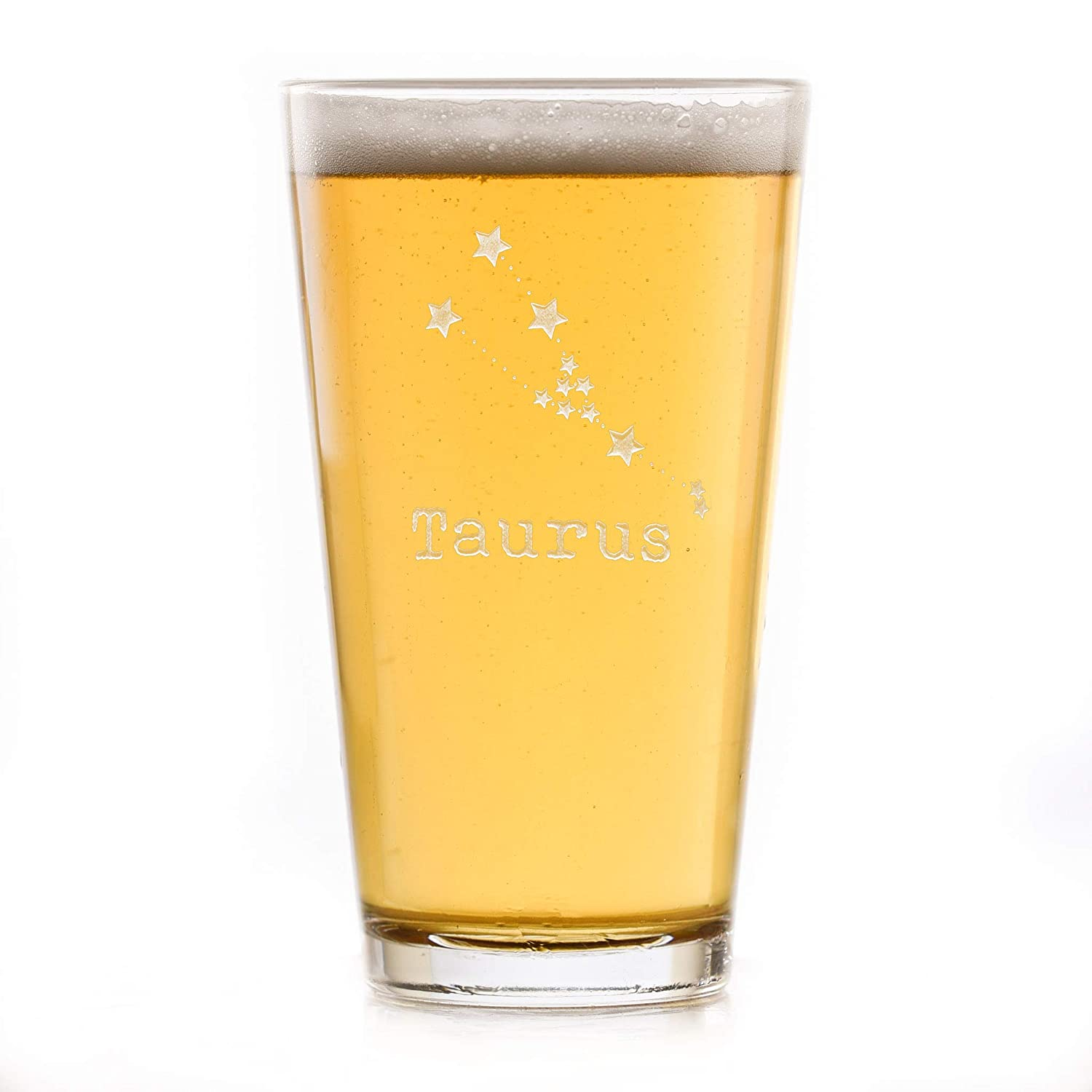 Constellation Zodiac Ranking TOP11 Sign Pint Pub Set Max 63% OFF Gift 4 Glass Of