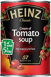 Heinz Cream of Tomato Soup, 13.2 Ounce Cans (Pack of 24)