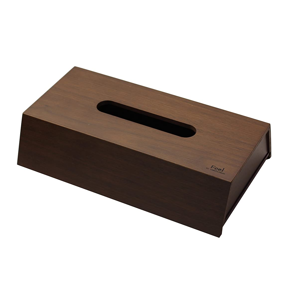 ポーターネコスコアヤマト工芸 ティッシュケース 「choco block」 パープル YK12-002