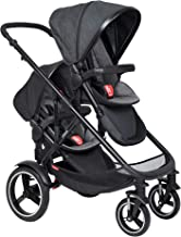 Phil & Teds Voyager Buggy with Doubles Kit (Charcoal)