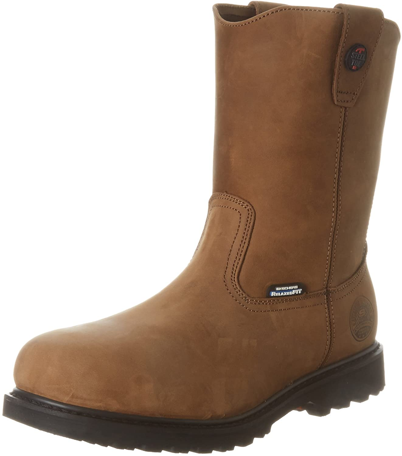 Skechers Men's Ruffneck Work Boot