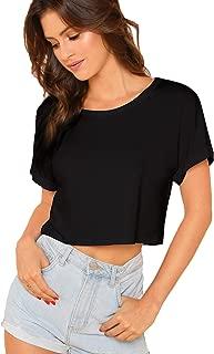 loose crop shirt