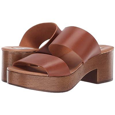Steve Madden Barcelona (Cognac Leather) Women