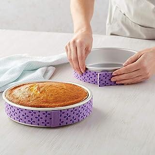 Nice Cake Pan Strips Bake Even Strip Belt Bake Even Moist Level Cake Baking Tool