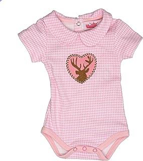 1aba5cdeb2a1a Eisenherz Body bébé Traditionnel - Body Manches Courtes avec col