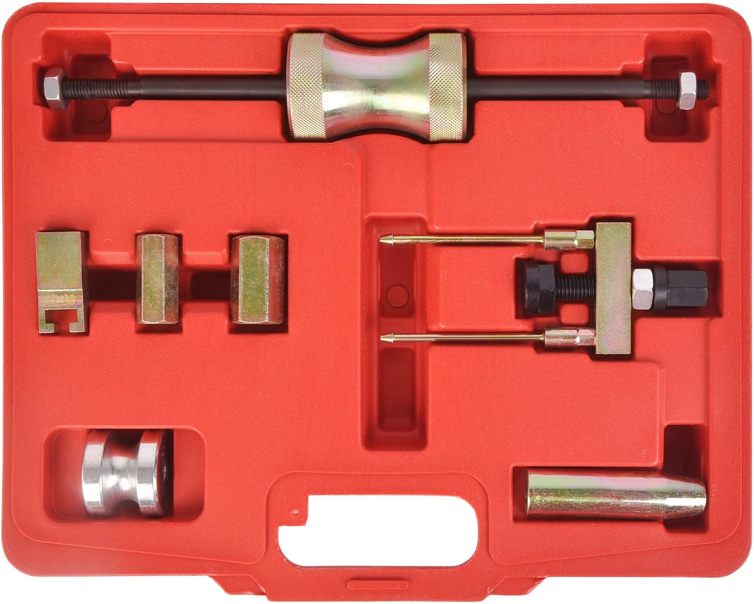 WINMAX TOOLS AUTOMOTIVE Kansas City Mall Compatible Superior 7pc for Professional Injector