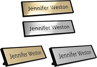 Name Plate Personalized Kit – Wall or Desk – 2