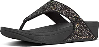 FitFlop Lulu Glitter Toe Thong Women's Sandals