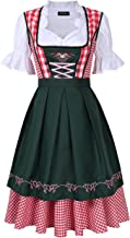 women's traditional oktoberfest outfit