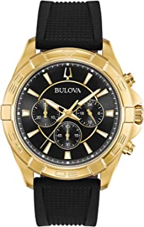 بولوفا ساعة رسمية موديل (97A137)