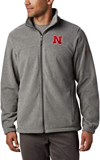 Columbia NCAA Mens Collegiate Flanker III Fleece Jacket