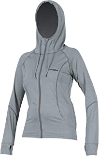 O'NEILL Women's Hybrid L/S Full Zip Sun Hoodie