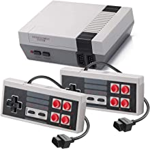 $39 » Sponsored Ad - Classic NES Retro Console, AV Output Mini Video Game Console Built-in 620 Games with 2 Classic Controllers ...