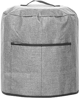 Pressure Cooker Dust Cover Kitchen Appliances Cover Kitchen Appliances Accessories Pressure Cooker Cover with Pocket Round Pressure Cooker Cover Pressure Cooker(gray)