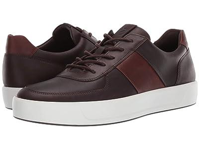ECCO Soft 8 Classic Sneaker (Coffee/Brandy) Men