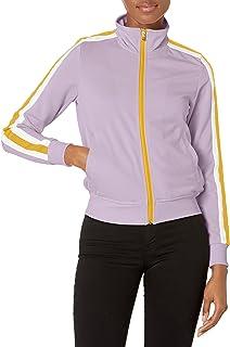Southpole womens Track Jacket w/Shoulder Panel Jacket