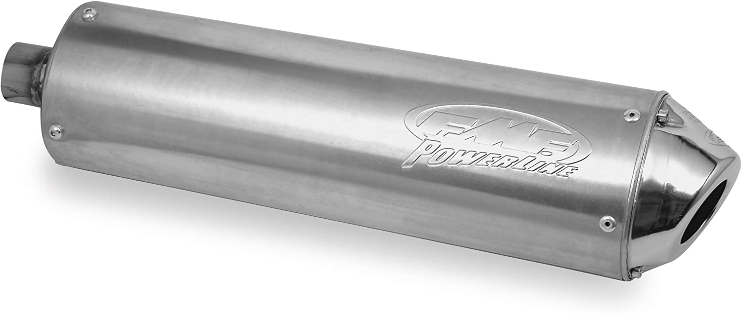 FMF Powerline Muffler for Polaris RZRS 20092011 045289