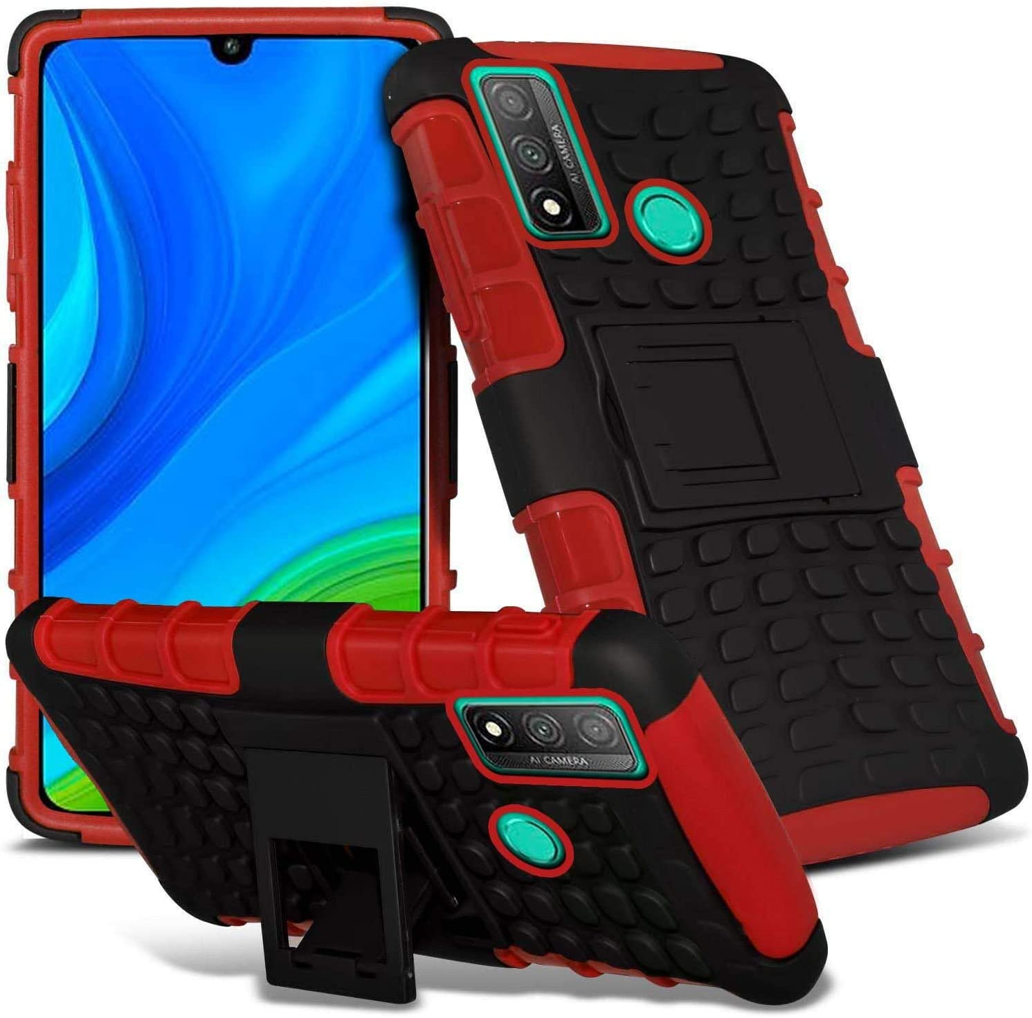 Gadget Giant Funda A Prueba De Golpes Para Huawei P Smart ...