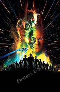 Posters USA - Star Trek VIII First Contact Movie Poster GLOSSY FINISH) - STT013 (24