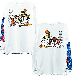 space jam shirt long sleeve