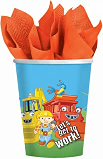 Bob the Builder 8 oz. Paper Cups Party Accessory (8 Pack)