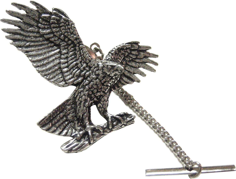 Hawk Eagle Falcon Bird Tie Tack