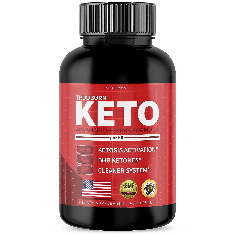 Truuburn Keto Diet Pills with Truu New arrival Advanc New item BHB Burn