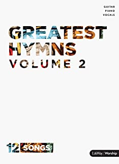 Greatest Hymns Vol. 2 - Songbook