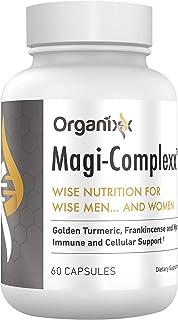 Organixx - Magi Complexx - Natural Anti-Inflammatory - 60 Capsules - 3 Powerful & Natural Inflammatory Supp...