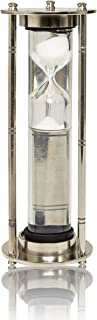 1 Minute Hourglass Sand Timer Water Clock With Sparkling White Sand 8