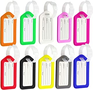 Etiqueta para equipaje  Naranja Dont Touch tag Highlight Imports Ltd