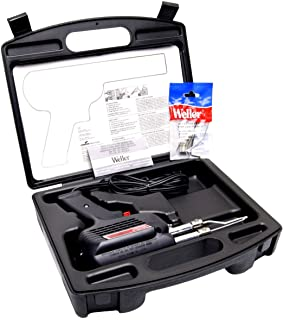 Weller D550PK 260-Watt/200W Professional Soldering Gun Kit with Three Tips and Solder