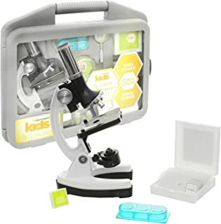 Celestron Beginner Microscope Kit with 100x, 600x, 1200x magnifaction