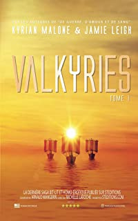 Valkyries – Tome 1 | Roman lesbien, livre lesbien fantastique (French Edition)