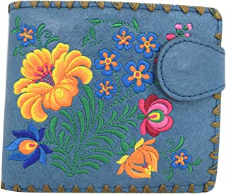 Lavishy Beautiful Flower Arrangements Romantic Medium Bi-Fold wallet