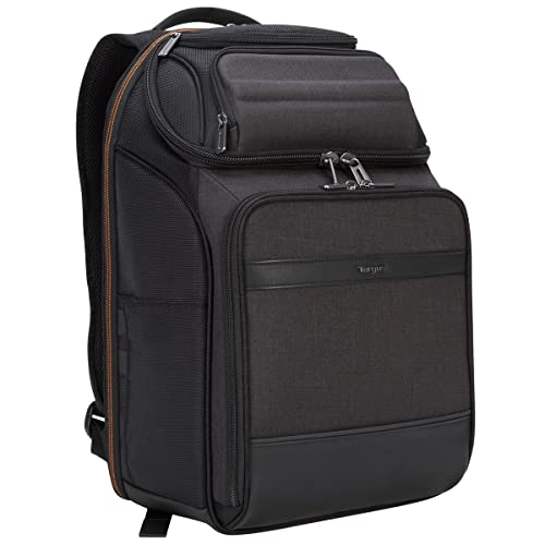 Targus CitySmart EVA Pro Checkpoint-Friendly Backpack for 15.6-Inch Laptop, Gray (