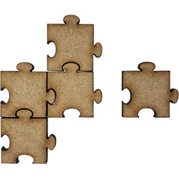 how are puzzle pieces cut