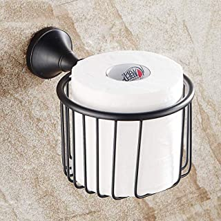ZHANGY Bath Rooms Toilet-Paper roll Paper Accessories Antique Copper Shopping cart Platform The Toilet Paper in Paper Towel Bath Rooms Terminal Boxes (Color: 2)#