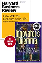 The Innovator's Dilemma with Award-Winning Harvard Business Review Article ?How Will You Measure Your Life?? (2 Items) Kindle Edition
