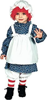 raggedy ann fancy dress