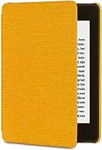 Amazon Kindle Paperwhite Waterbestendige hoes van textiel, 10de generatie 2018, geel