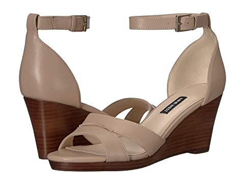 a6dfd43526b Nine West Jabrina Wedge Sandal at Zappos.com