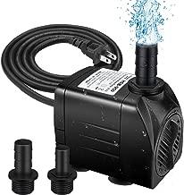Best fountain pump home depot Reviews