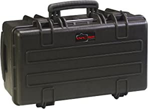 Explorer Cases 5122 BE Waterproof Dustproof Multi-Purpose Protective Case with Wheels, Black