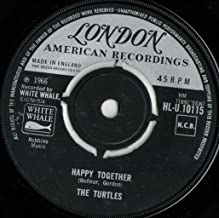 The Turtles - Happy Together - 7